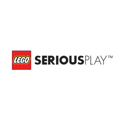 logotipo lego serious play