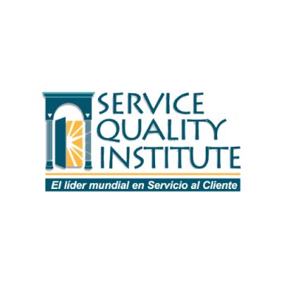 logotipo service quality institute