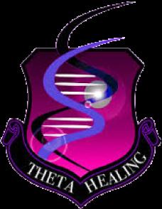 logotipo theta healing