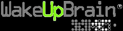 logotipo wakeupbrain