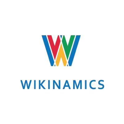 logotipo wikinamics